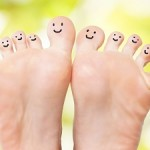足の疲労回復、むくみ解消などに足指ジャンケンでストレッチをしよう
