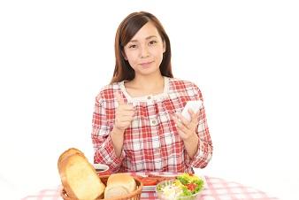 ダイエットになる朝食と太る朝食の違い